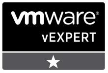 VMware vExpert One Star